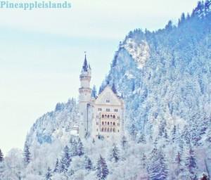 Neuschwanstein, the quintessential fairy-tale castle