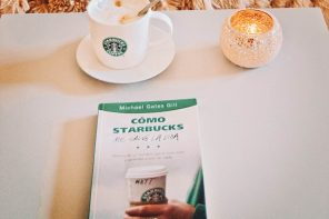 """How Starbucks Saved My Life""- Book Location"
