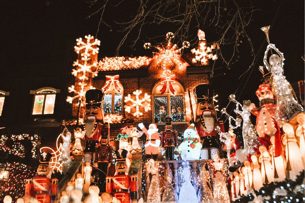 dyker heights new york citys most outrageous christmas light displays