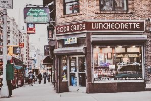 Lexington Candy Shop- A Vintage Luncheonette In Manhattan
