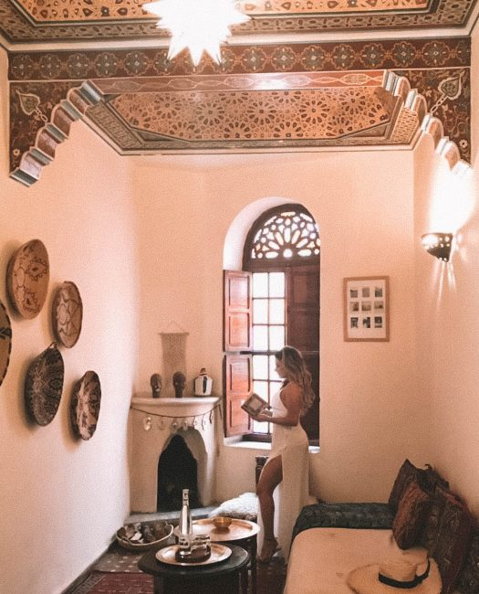 Riad Jardin Secret Marrakech Pineappleislands