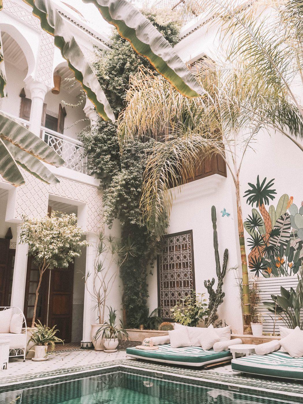Riad Yasmine Marrakech Pineappleislands