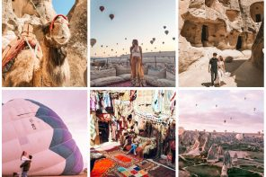Cappadocia Dreaming: The Most romantic Escape In The Midddle East