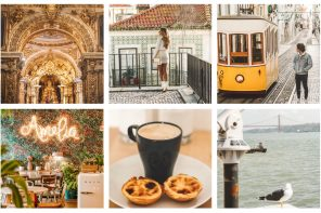 Getting Lost in Lisbon