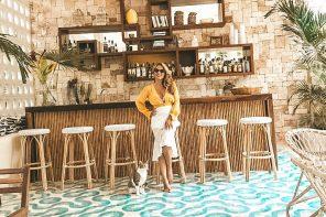 Hotel Tiki Tiki Tulum- A Tropical Retro Mid-Century-Modern Oasis