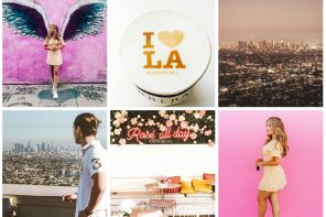 Visiting some of the Most Instagram-Worthy Places in L.A.